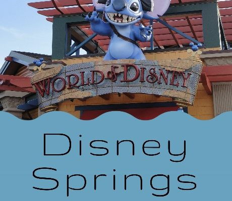 Disney Springs: Fast Facts, Fun Facts