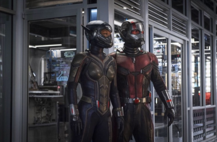 Marvel Ant-Man Wasp