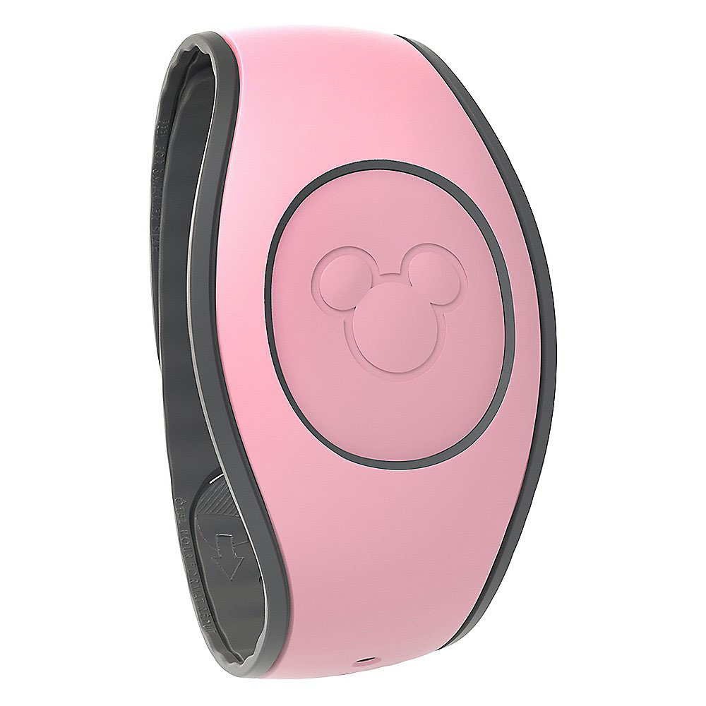 New Pink MagicBand