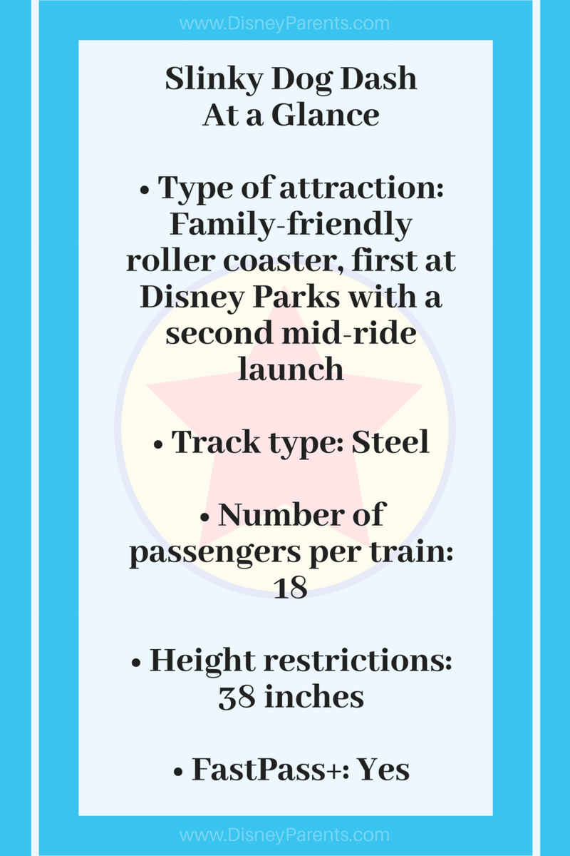 Ride facts